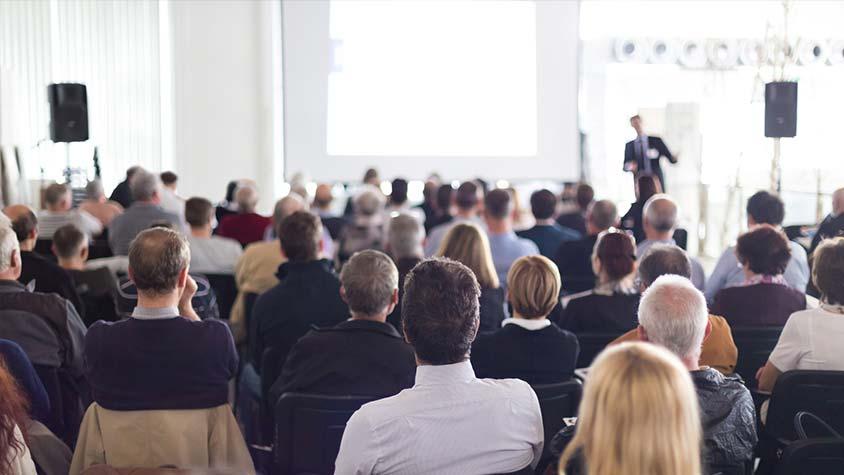 Tagungs- & Konferenztechnik